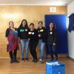 Liceo San Antonio. Brigada de Emergencias. Taller Residuos II