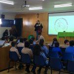 Taller Residuos II  Comité Ecológico Basica Liceo San Antonio