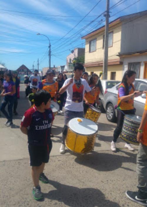 Actividad comunitariaBarrio Recreo  Viña del Mar, Chile31 de octubre  de 2019