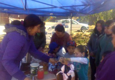 Feria de la Salud por los Derechos Universales organizada por el Centro de Salud. Santa JuliaSanta Julia  Viña del Mar, Chile4 de octubre  de 2019