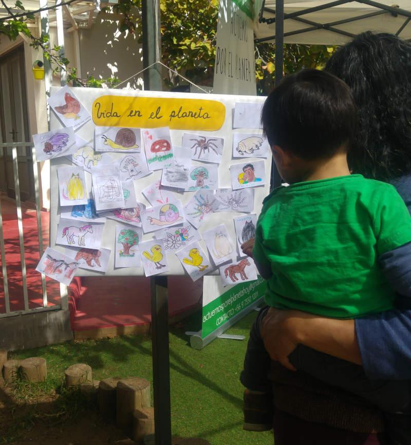Jardín Infantil Dapadangam, puertas abiertas a la comunidadAgua Santa  Viña del Mar, Chile30 de agosto  de 2019