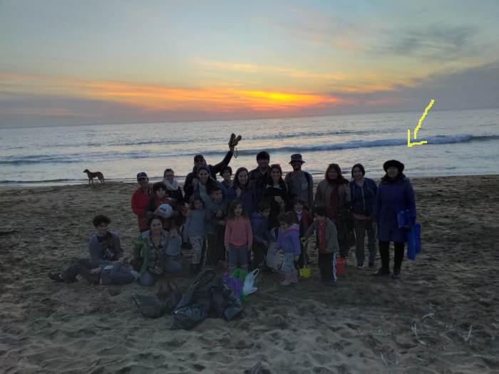 Iniciativa CiudadanaPlaya La Boca Concón, Chile21 de junio de 2019