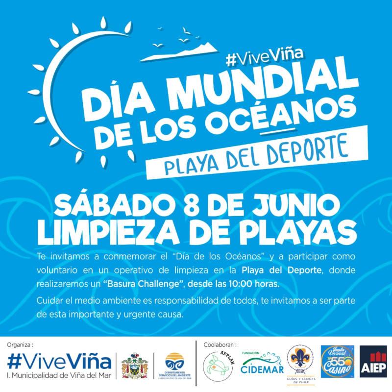 Alianza Playera de ChilePlaya del Deporte Viña del Mar, Chile8 de junio de 2019