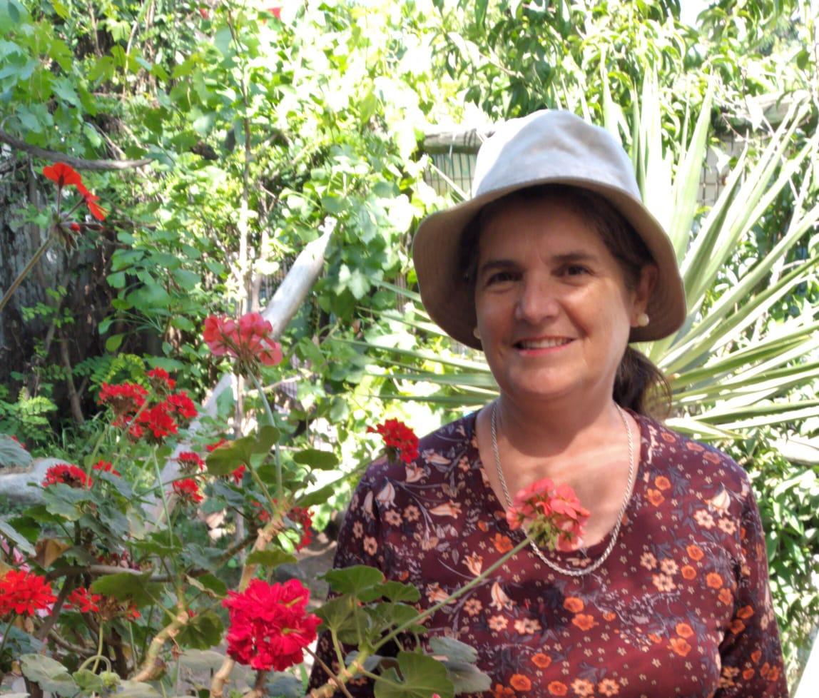 Monica jardin de la Bely